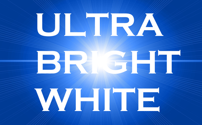 Ultra Bright White