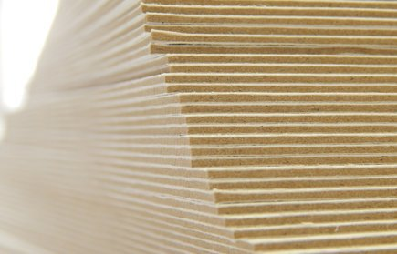 White Vat 2S Chipboard